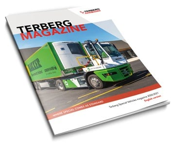 New Terberg Magazine Special Vehicles available...